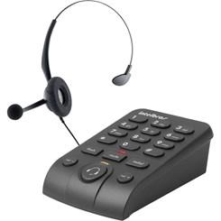 Telefone Headset Hsb50 Intelbras Preto
