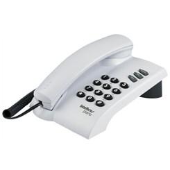 Telefone Pleno Sem Chave Intelbras Cinza