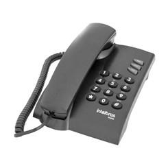 Telefone Pleno Sem Chave Intelbras Preto
