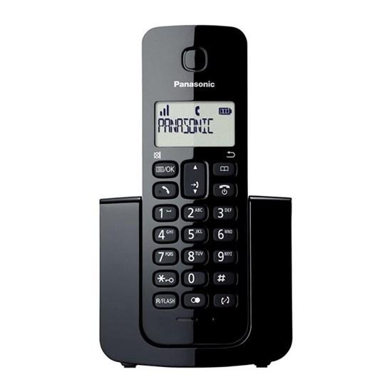 Telefone S/Fio Kxtgb110lbb Preto