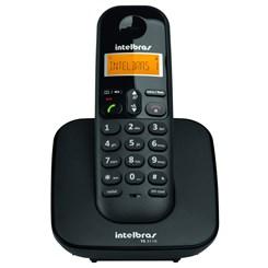 Telefone Sem Fio Ts 3110 Intelbras Preto
