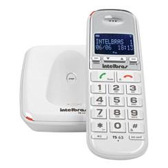 Telefone Sem Fio Ts 63 V Branco