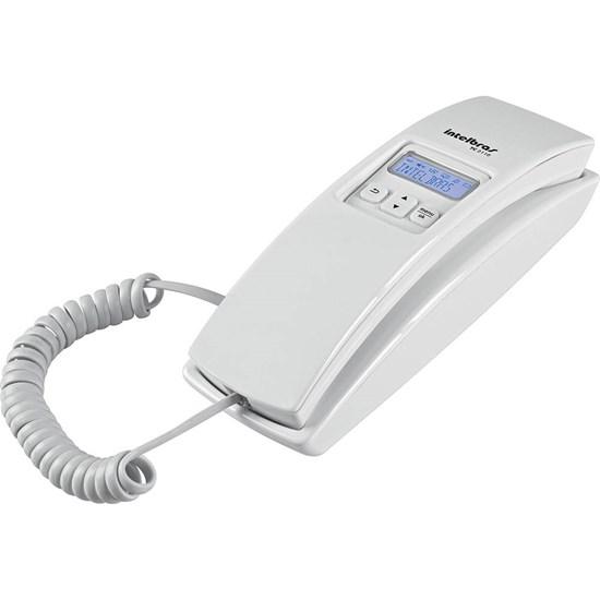Telefone Tc2110 Com Identificador Branco