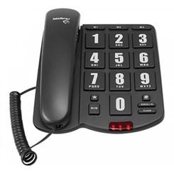 Telefone Tok Facil Intelbras Preto
