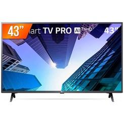 Televisor Smart 43P 43Lm631c0sb Lg Preto