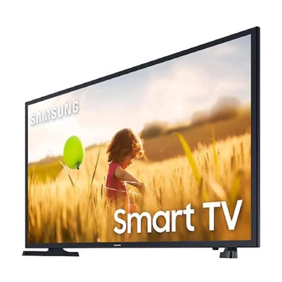 Televisor Smart 43P Lh43betm Samsung Preto