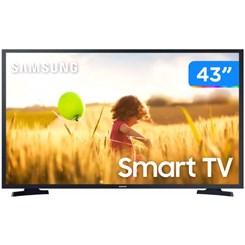 Televisor Smart 43P Samsung Un43t5300a Preto