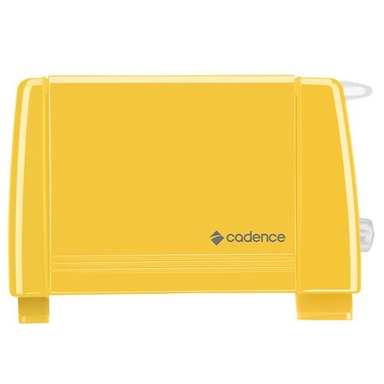 Torradeira Elétrica Cadence Colors Amarelo
