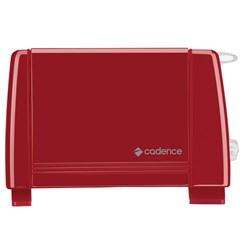 Torradeira Elétrica Cadence Colors Vermelho
