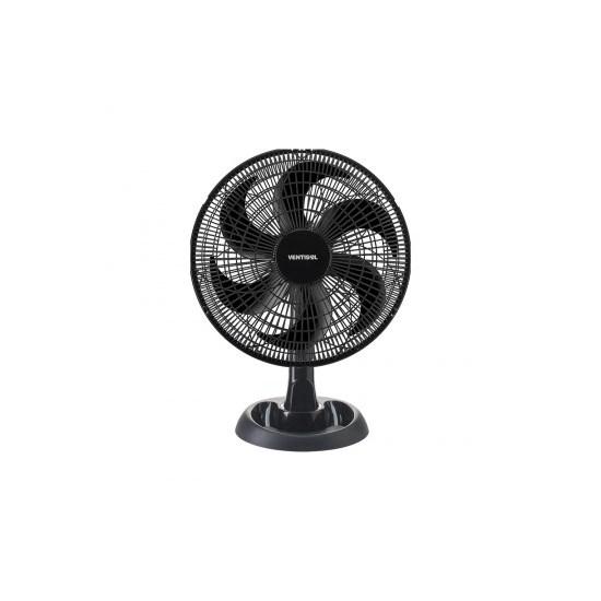 Ventilador Mesa 30Cm Eco Turbo 6P Preto