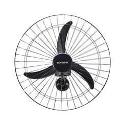 Ventilador Parede 60Cm Premium Preto