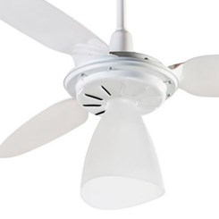 Ventilador Teto  Wind Light Branco